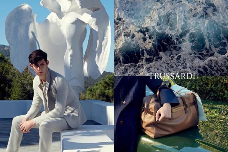 Trussardi - Spring/Summer 2016