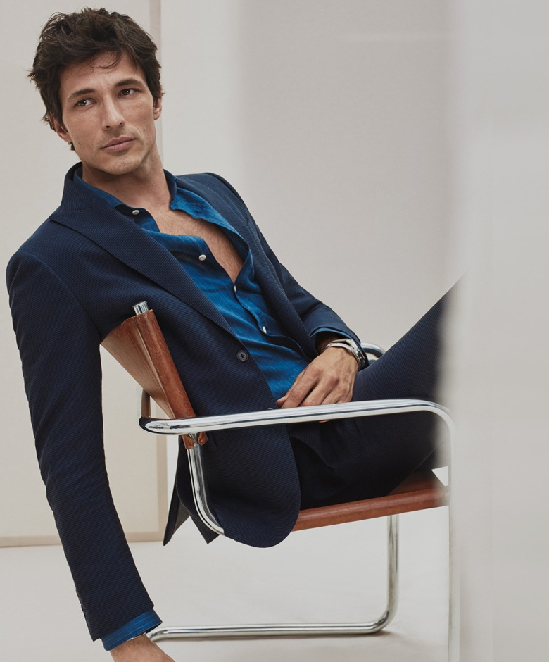 Massimo Dutti NYV Collection - Spring/Summer 2016