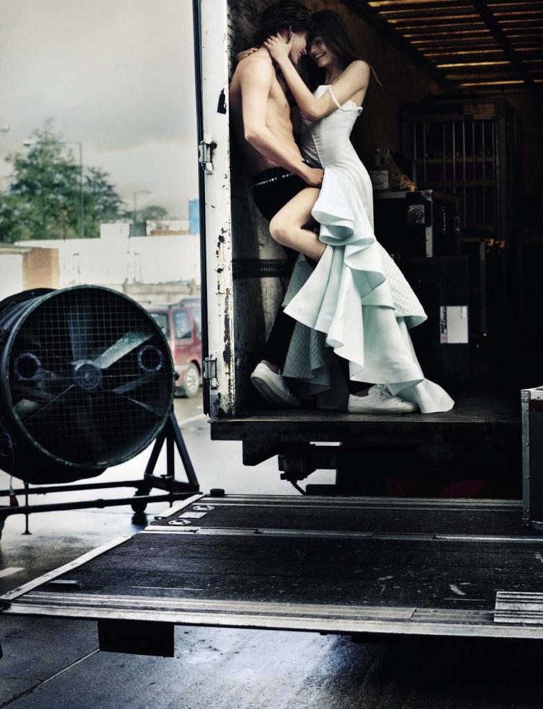 Vogue Italia - February 2016