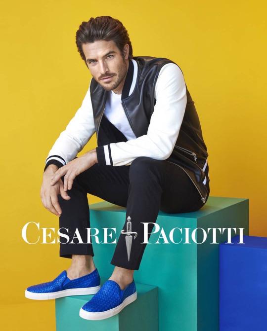 Cesare Paciotti - Spring/Summer 2016