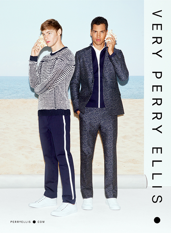 Perry Ellis - Spring/Summer 2016