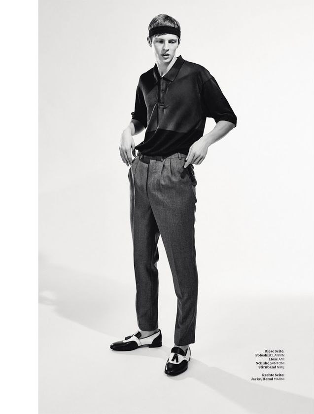 L'Officiel Hommes Germany - Spring/Summer 2016