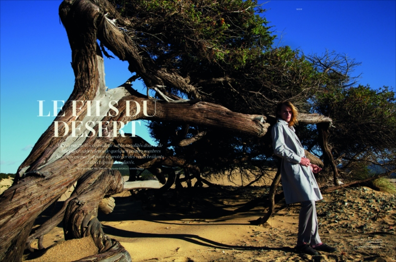 L'Officiel Hommes Switzerland - Spring 2016