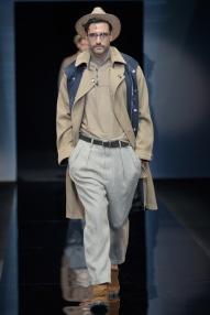 Giorgio Armani Men's Spring 2017